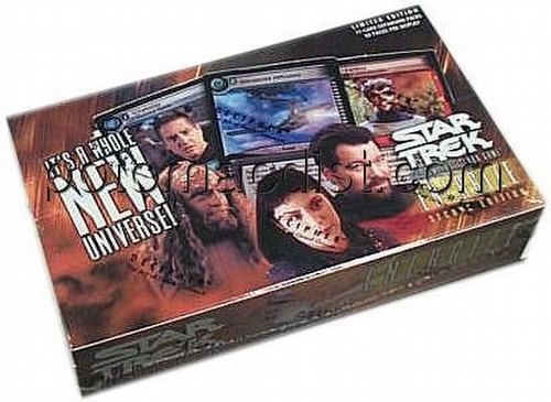 Star Trek CCG: Energize Booster Box