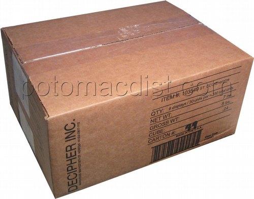 Star Trek CCG: Energize Booster Box Case [6 boxes]