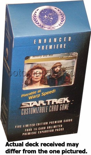 Star Trek CCG: Enhanced Premiere Pack