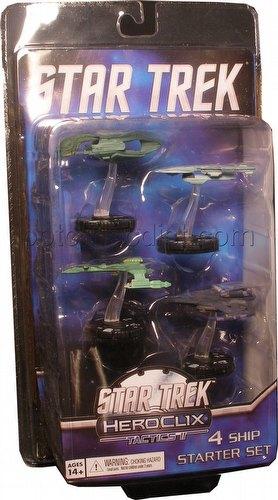 HeroClix: Star Trek Tactics II (Series 2) Starter Set