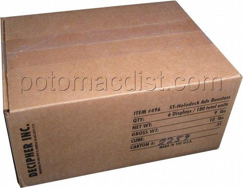 Star Trek CCG: Holodeck Adventures Booster Box Case [6 boxes]