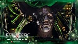 Star Trek Deck Building Game: Next Generation Borg Play Mat