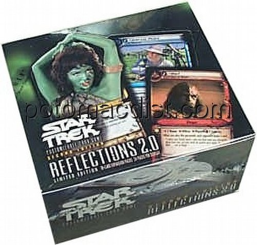 Star Trek CCG: Reflections 2.0 Booster Box