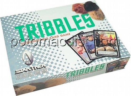 Star Trek CCG: Star Trek: Tribbles Customizable Card Game Set