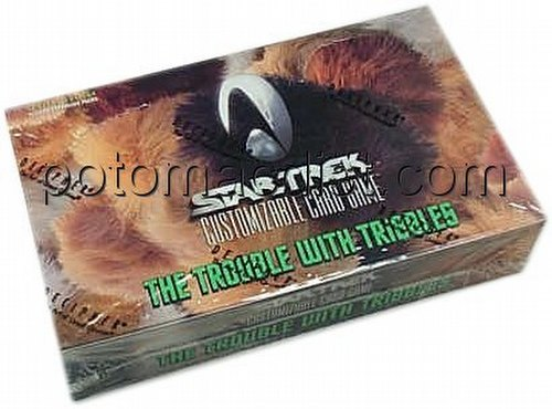 Star Trek CCG: Trouble With Tribbles Booster Box