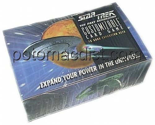 Star Trek CCG: Booster Box [Unlimited/Alpha]