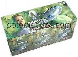 Star Trek CCG: Voyager Starter Deck Box