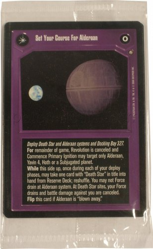Star Wars CCG: Anthology 3 Six Card Exclusive Set