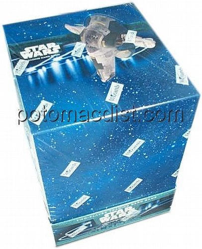 Star Wars Trading Card Game [TCG]: Attack of the Clones Two Player Starter Set Box