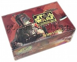 Star Wars CCG: Cloud City Booster Box