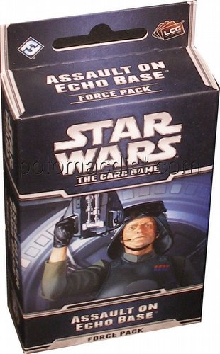 Star Wars The Card Game: The Hoth Cycle - Assault on Echo Base Force Pack