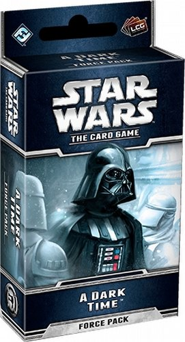 Star Wars The Card Game: The Hoth Cycle - A Dark Time Force Pack Box [6 packs]