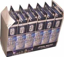 Star Wars The Card Game: The Hoth Cycle - The Search for Skywalker Force Pack Box [6 packs]