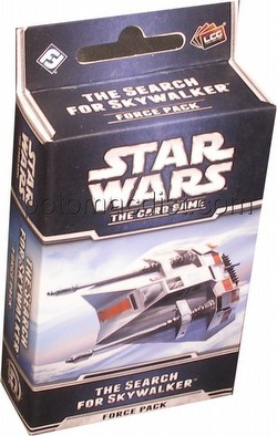 Star Wars The Card Game: The Hoth Cycle - The Search for Skywalker Force Pack