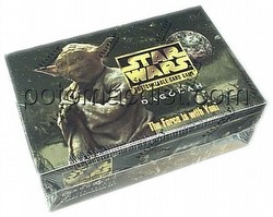 Star Wars CCG: Dagobah Booster Box [Limited]