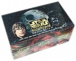 Star Wars CCG: Death Star 2 Preconstructed Starter Deck Box