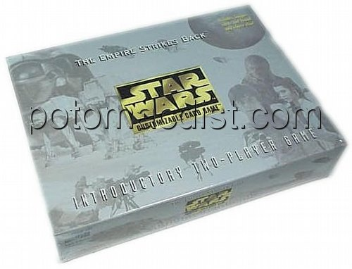 Star Wars CCG: Empire Strikes Back/Hoth 2 Player Box