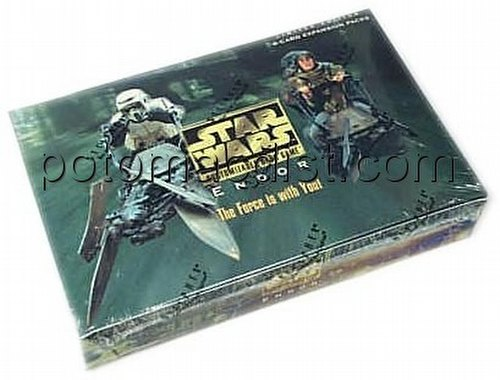 Star Wars CCG: Endor Booster Box