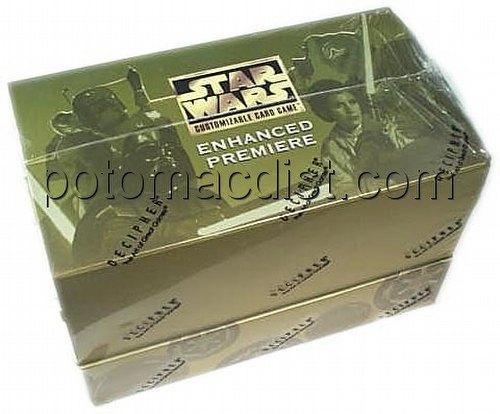 Star Wars CCG: Enhanced Premiere Pack Box