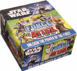 Star Wars Force Attax: Series 2 Booster Box [English]