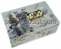 Star Wars CCG: Hoth Booster Box [Limited/Japanese]