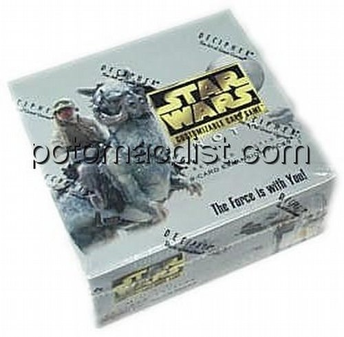 Star Wars CCG: Hoth Booster Box [Revised]