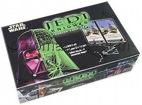 Star Wars Jedi Knights: Booster Box [1st Day]