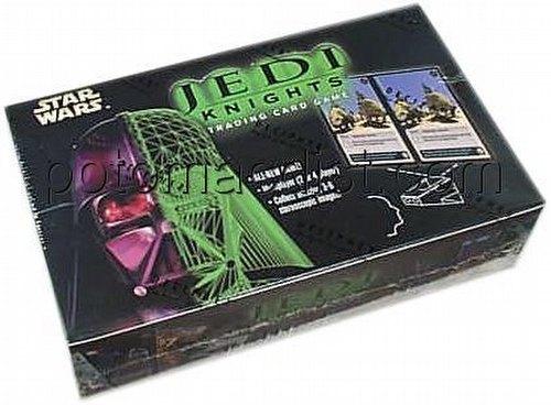 Star Wars Jedi Knights: Booster Box