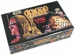Star Wars Jedi Knights: Scum & Villainy Booster Box [1st Day]