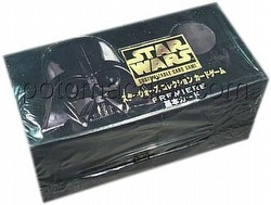 Star Wars CCG: Starter Deck Box [Limited/Japanese]