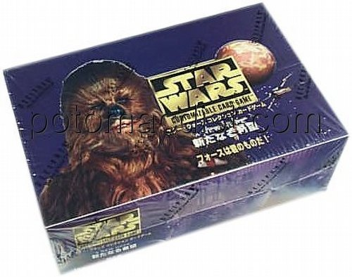 Star Wars CCG: New Hope Booster Box [Limited/Japanese]