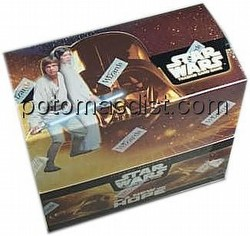 Star Wars Trading Card Game [TCG]: New Hope Booster Box [Wizards of the Coast]