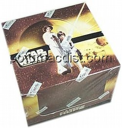 Star Wars Trading Card Game [TCG]: New Hope Game Pack Box [Wizards of the Coast]