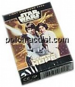Star Wars Trading Card Game [TCG]: New Hope Light Side Starter Deck [Wizards of the Coast]