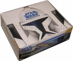 Star Wars Pocket Models Trading Card Game [TCG]: Clone Wars Tactics Booster Box