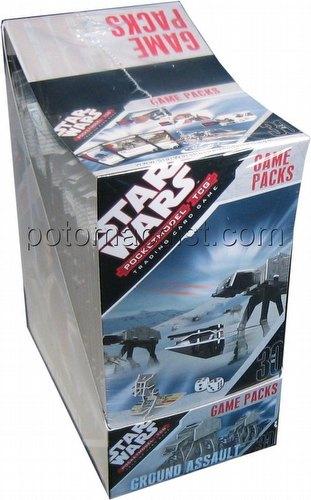Star Wars Pocket Models Trading Card Game [TCG]: Ground Assault Booster Box