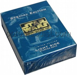 Star Wars CCG: Special Edition Light Side Starter Deck