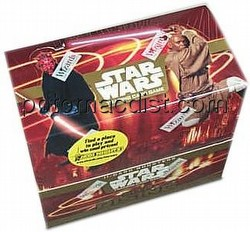 Star Wars Trading Card Game [TCG]: Sith Rising Booster Box