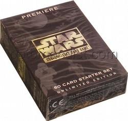 Star Wars CCG: Starter Deck [Unlimited]