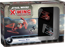 Star Wars X-Wing Miniatures: Imperial Aces Expansion Pack