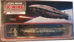 Star Wars X-Wing Miniatures: Rebel Transport Expansion Pack