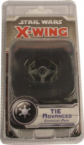 Star Wars X-Wing Miniatures: TIE Advanced Expansion Pack