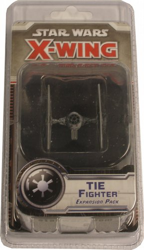 Star Wars X-Wing Miniatures: TIE Fighter Expansion Pack