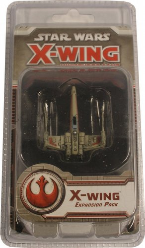 Star Wars X-Wing Miniatures: X-Wing Expansion Pack