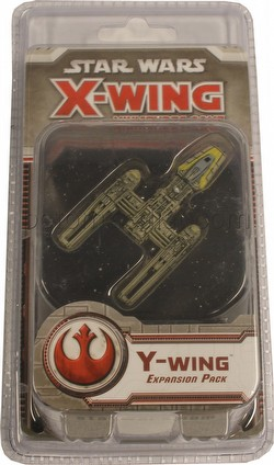 Star Wars X-Wing Miniatures: Y-Wing Expansion Pack