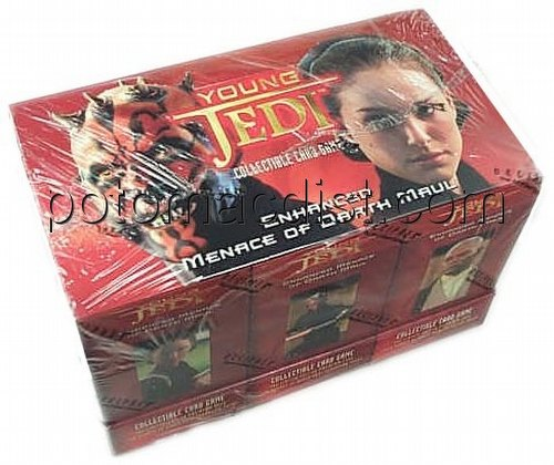 Star Wars Young Jedi: Enhanced Darth Maul Box