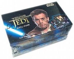 Star Wars Young Jedi: Jedi Council Starter Deck Box