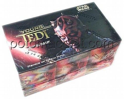 Star Wars Young Jedi: Menace of Darth Maul Starter Deck Box