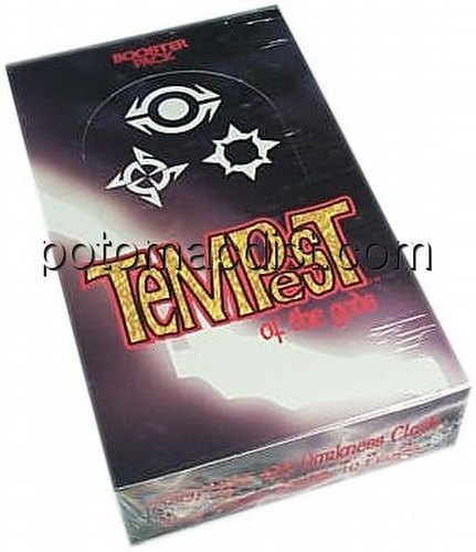 Tempest Of The Gods: Booster