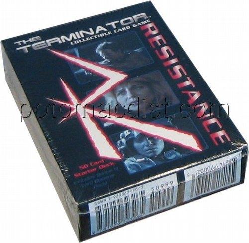 Terminator CCG: Resistance Starter Deck